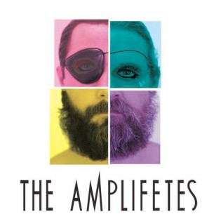 Check out the Swedish electro garage pop quartet, the Amplifetes.