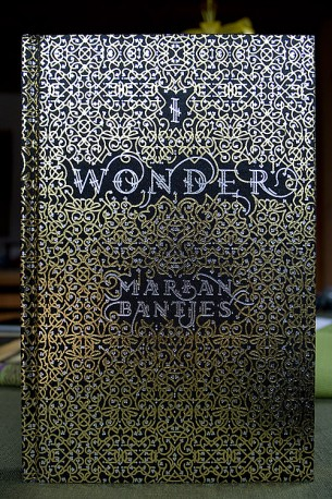 I Wonder by Candian designer Marian Bantjes. A mixture of graphics, illustration, written word, sketches, design and great printing, foil and embossing.