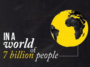 The first National Geographic video examining the challenges and solutions of our world as we reach a population of 7 billion—The World's Most Typical Person.