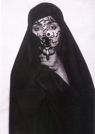Shirin Neshat is a Persian visual artist based in New York.