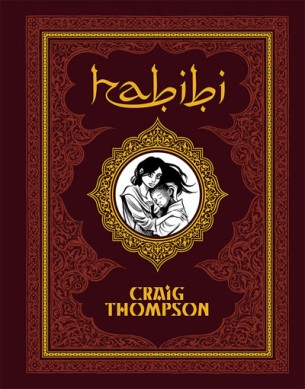 Craig Thompson's 672-paged graphic beautiful graphic novel. A work of art.
