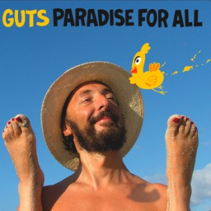 French beatsmith GUTS releases new album, Paradise for All...